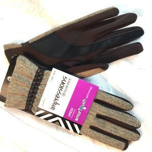 Isotoner SmartTouch Women's Text & Tech Gloves NOS